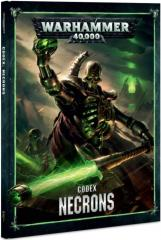 Codex: Necrons (ENG), 8th edition