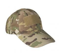 Mil-Tec 6-panel Baseball Cap, Multitarn