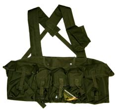 Condor Chest rig, oliivinvihreä (CR-001)