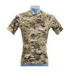 Emerson Sports Compression t-paita, MultiCam