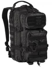 Mil-Tec Tactical Black reppu, small, musta