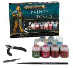 Age of Sigmar Paints & Tools Set