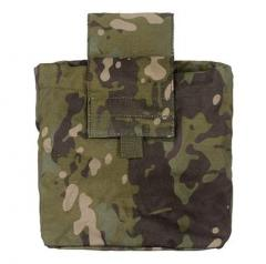 8Fields roll-up dumppi tasku, multicam tropic