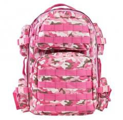Vism Tactical Pack, pink camo