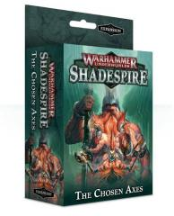 Warhammer Underworlds: Shadespire The Chosen Axes