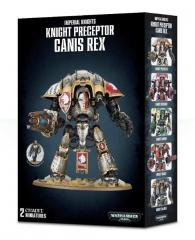 Imperial Knights, Knight Preceptor Canis Rex