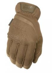 Mechanix Wear Tactical FastFit hansikkaat (FFTAB), kojootinruskea
