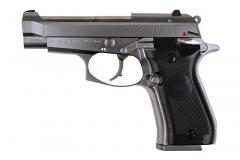 WE M84 Mini Gas pistol, Silver