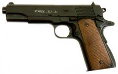 WELL M1911A1 Spring pistol, full metal