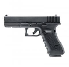 VFC / Umarex Glock 17 Gen 4, gas blow back, metalliluisti