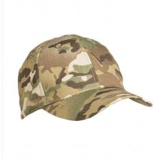 Mil-Tec Baseball Cap, Multitarn
