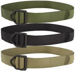 Condor Instructor belt, ohjaajan vyö, oliivinvihreä, Small/Medium