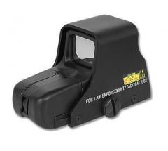 AIM 551 Holosight, musta