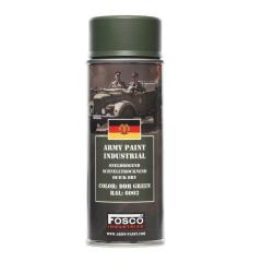 Fosco camo spray-maali 400ml, DDR Green RAL 6003