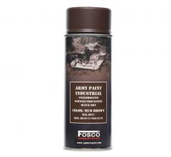 Fosco camo spray-maali 400ml, Mud Brown RAL 8027