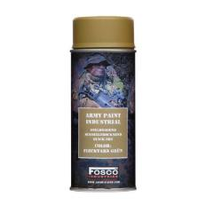 Fosco camo spray-maali 400ml, Flecktarn Green