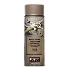 Fosco camo spray-maali 400ml, Coyote
