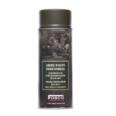 Fosco camo spray-maali 400ml, Olive Drab RAL 6014