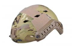 Ultimate Tactical X-Shield FAST BJ kypärä, Multicam