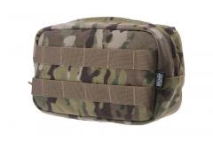 Primal Gear Small Horizontal Cargo Pouch - Multicam