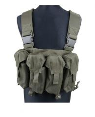 GFC Tactical Chest Rig - oliivinvihreä