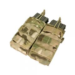 Condor Double M4/M16 Open Top lipastasku, MultiCam (MA19-008)