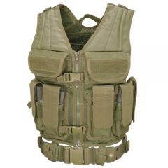 Condor Elite Tactical Vest, hiekka (ETV-003)