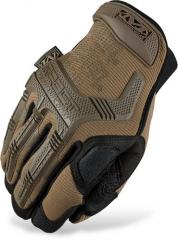 Mechanix Wear M-Pact hansikkaat, kojootinruskea/musta