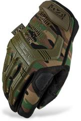 Mechanix Wear M-Pact hansikkaat, woodland / musta