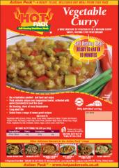 Hot Pack Curryvihannekset 300g