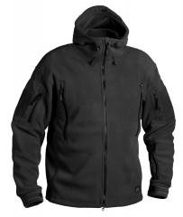 Helikon Patriot Heavy Fleece Jacket, musta