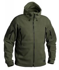 Helikon Patriot Heavy Fleece Jacket, oliivinvihreä
