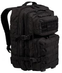 Mil-Tec Assault reppu Large, musta 40 l