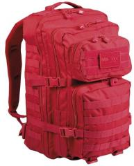 Mil-Tec Assault Pack Large, signaalinpunainen 40 l