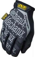 Mechanix Wear Original Grip hansikkaat, musta/harmaa