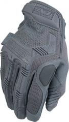 Mechanix Wear M-Pact hansikkaat, Wolf Grey (viranomaisharmaa)
