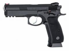 ASG CZ75 SP-01 Shadow GBB, metallinen
