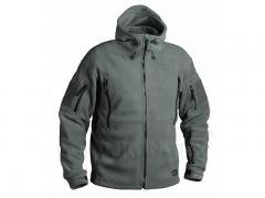 Helikon Patriot Heavy Fleece Jacket, foliage vihreä