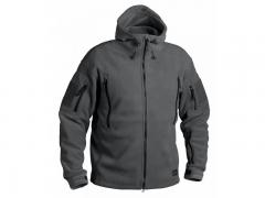 Helikon Patriot Heavy Fleece Jacket, shadow grey harmaa