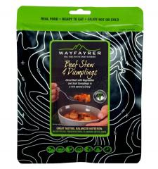 Hot Pack nautapata (beef and vegetables) 300g