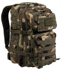 Mil-Tec Assault reppu Large, woodland 40 l