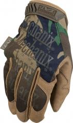 Mechanix Wear Original hansikkaat, Woodland Camo