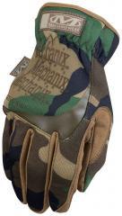 Mechanix Wear FastFit hansikkaat, Woodland Camo