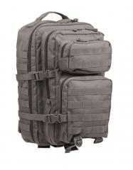Mil-Tec Assault reppu Large, urban harmaa 40 l